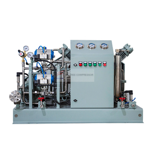 Ang CO2 Extraction Recovery Oil Libreng Co2 Compressor V Type