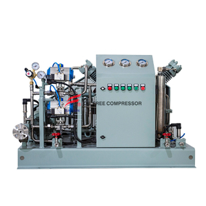 Pang-industriya ng Reciprocating Co2 Compressor Extraction para sa Beer